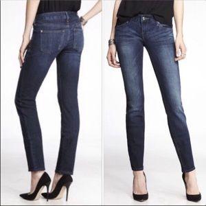 Express Jeans Stella low rise legging 12 SHORT